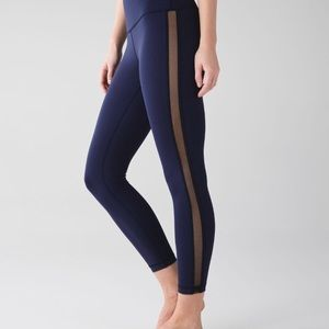 Lululemon High Times Wing mesh Luxtreme